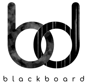 OFFICIAL LOGO CREATED BY BLACKBOARD WEB DESIGN CO